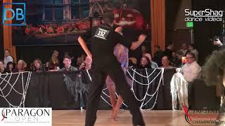 Part 3 Approach the Bar with DanceBeat! Paragon 2017! Pro Latin! Nikita Malakhov and Nadezda Vlasova