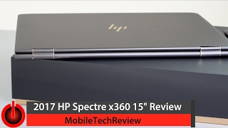 2017 hp spectre x360 15 review