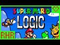 🍄①【Super Mario Logic by FinalTheory】Squiggy's ROM Hack Romp (SMW ROM Hack Commentary)