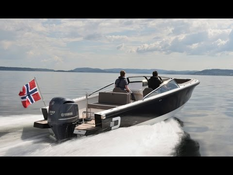 MBM Draco 26 Sport new boat test