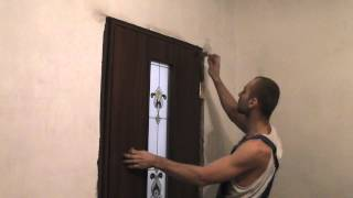 Установка межкомнатных дверей. Все детали в подробностях. ч.4(, 2015-12-21T15:04:40.000Z)