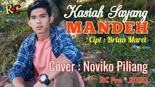 Kasiah Sayang Mandeh. Cover by Noviko Piliang //Cipt : Brian Maret
