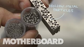 Engineering The Strongest Foam in the World