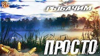 Russian Fishing 4  рыбачим на медвежке и Комарин