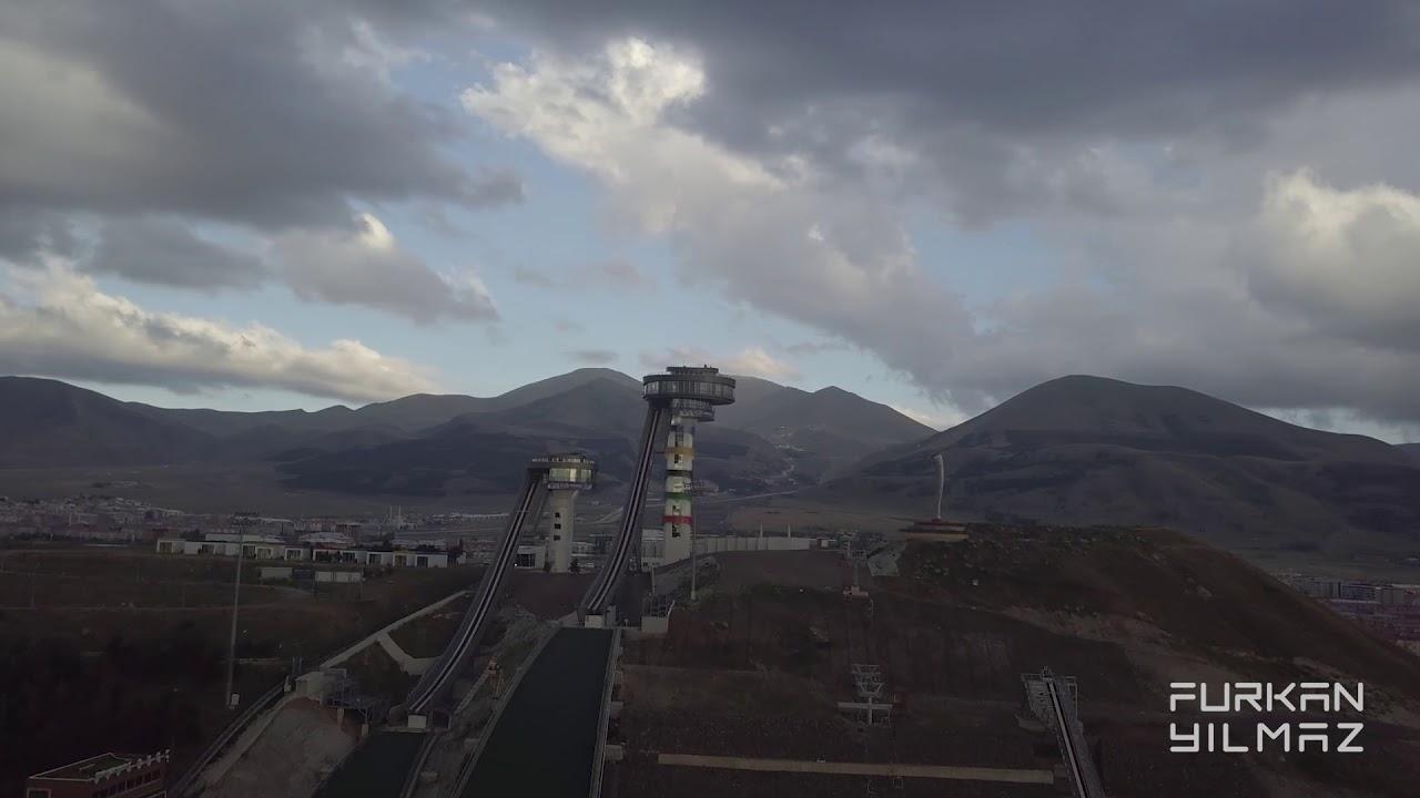 Atlama kuleleri - ERZURUM