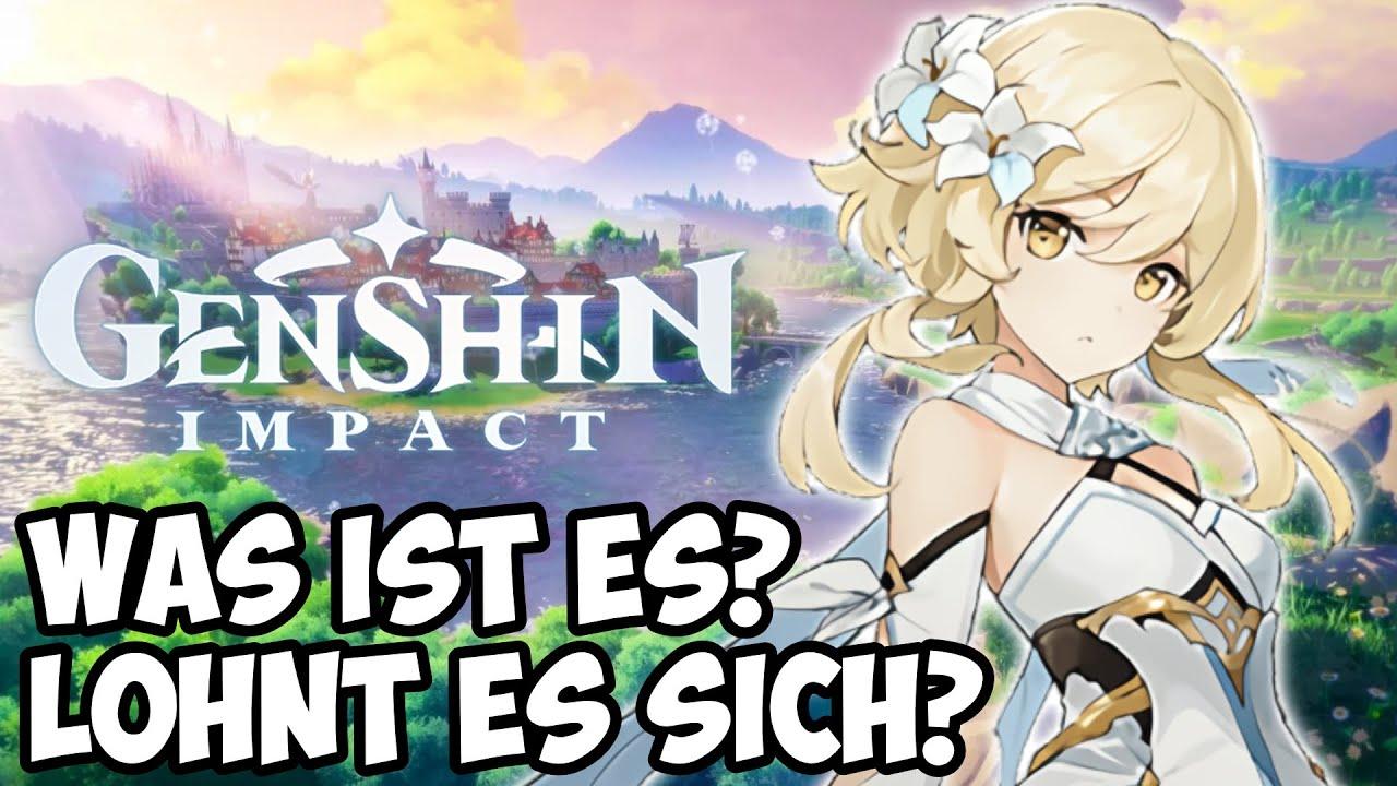Genshin Impact: Lohnt sich der Download? - RGE