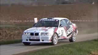 Rallye de Hannut 2017 crash & sorties