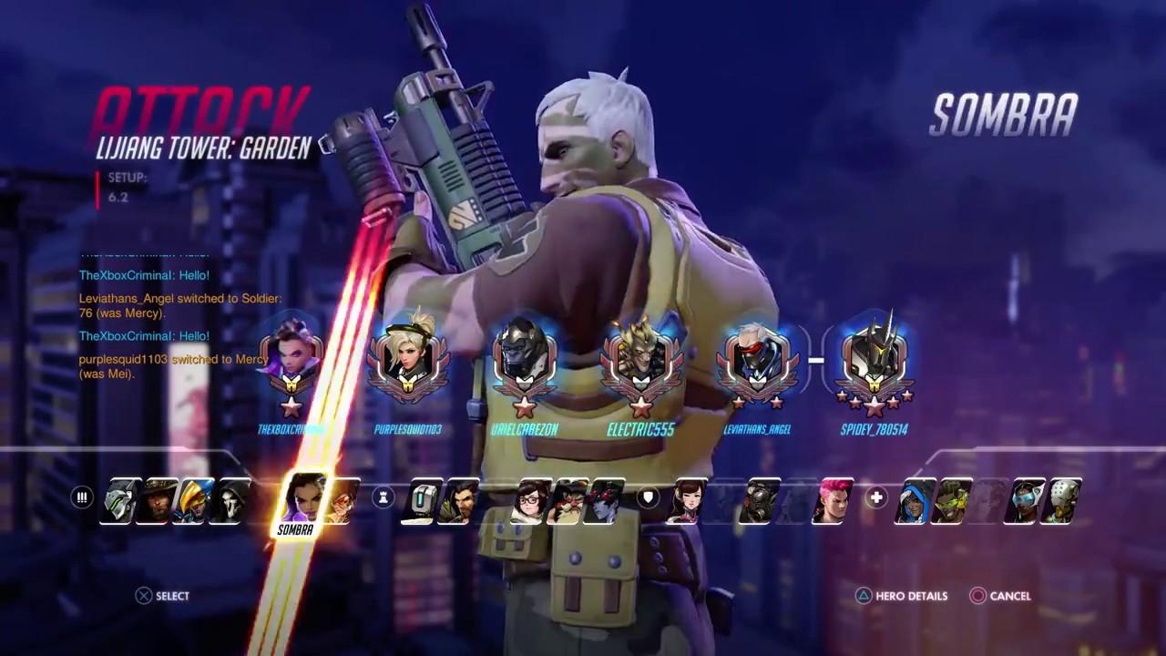 Overwatch mercy gone wild compilation