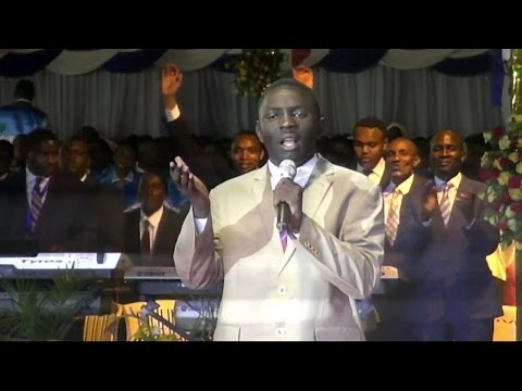 Nakuru Night Vigil Part 1 - (31.12.2016 - 01.01.2017) - Prophet Dr. David Owuor