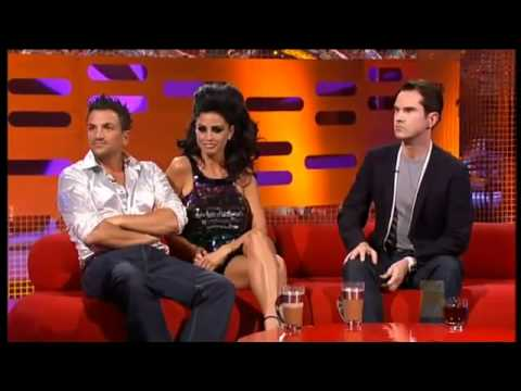 The Graham Norton Show 2009 S5x07 Katie Price, Peter Andre, Jimmy Carr Part 2 YouTube