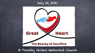 July 25, 2021 Worship Service    1080WebShareName