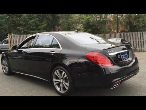 2014 mercedes benz s class s550 4matic youtube for Mercedes benz arlington service center