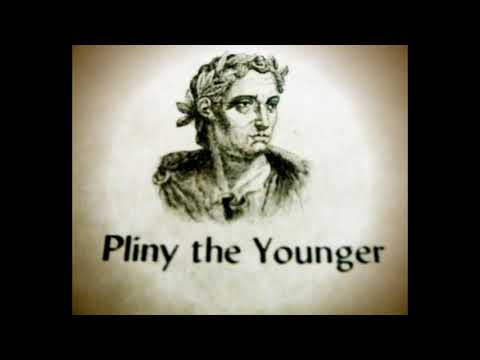 The Letters of Pliny The Younger Part 1