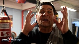 Angel Garcia feels Danny Garcia will be greatest Puerto Rican fighter ever w/win over Keith Thurman