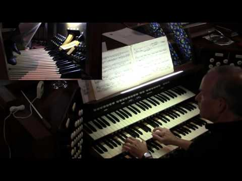 Luther Memorial Organ 9/30/15 - Corrette, Bach, Couperin