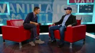 Vanilla Ice on George Stroumboulopoulos Tonight: INTERVIEW