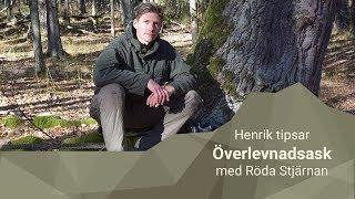 Henrik tipsar: Överlevnadsasken