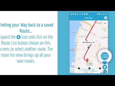 Track n Travel App Demo