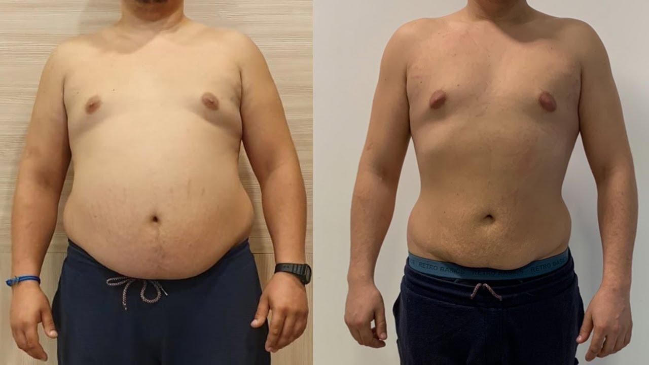 slabit 20 kg in 2 luni