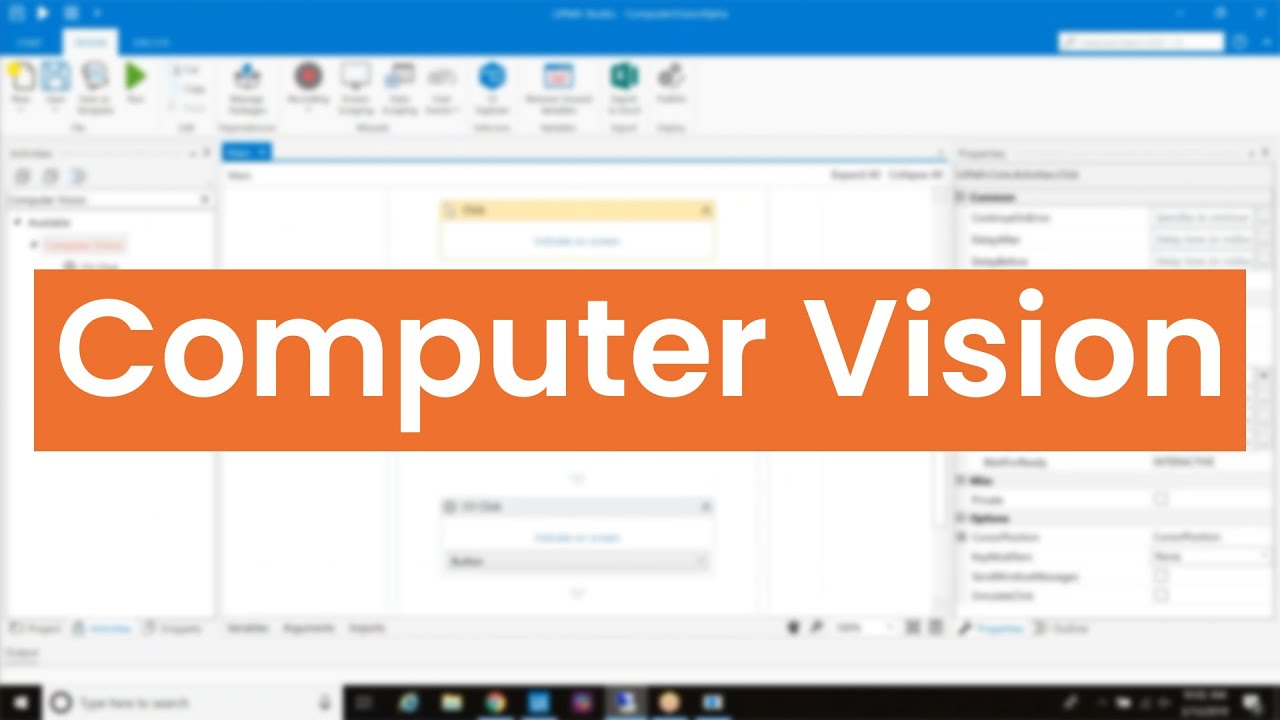UiPath AI Computer Vision Now Available in Public Preview | UiPath