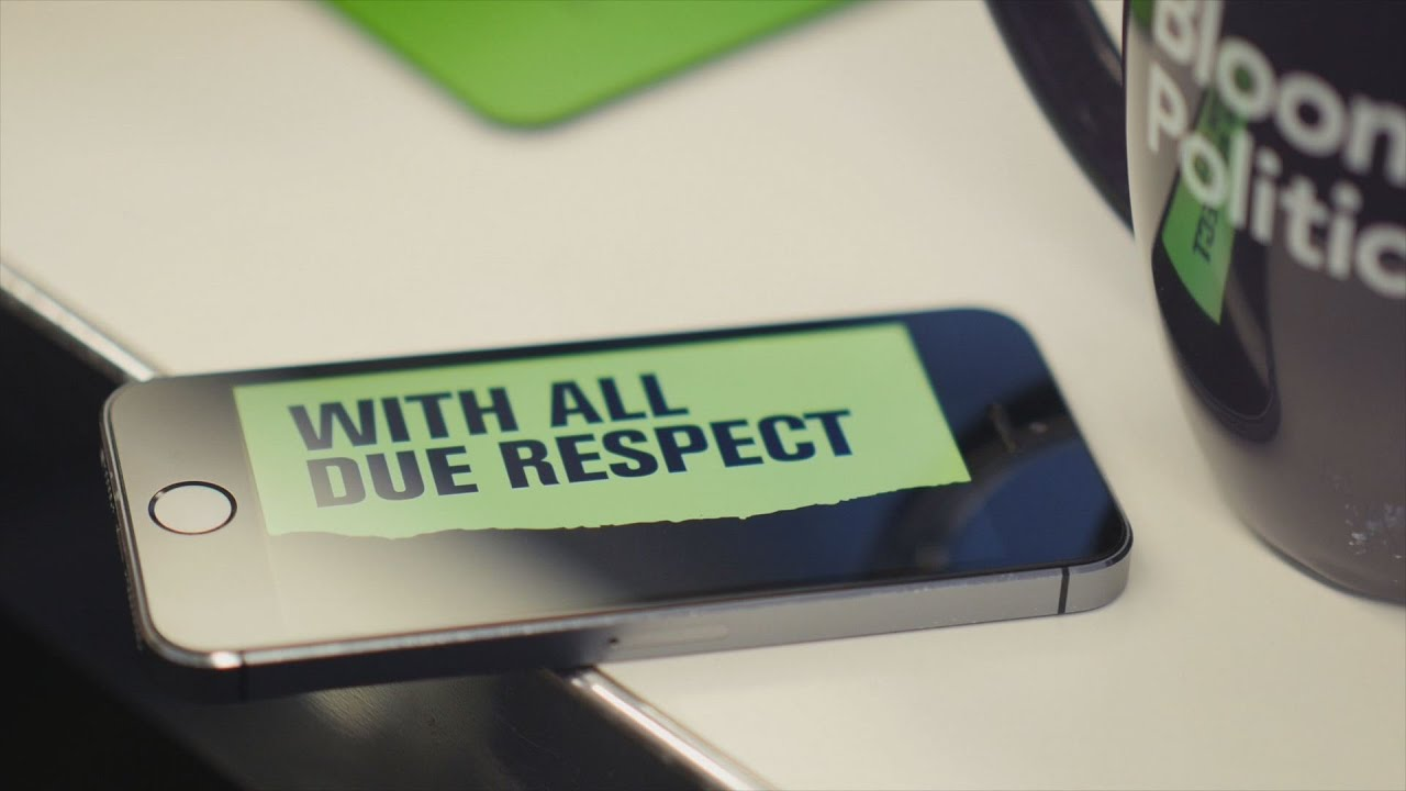 With all due respect 07 08 15 youtube