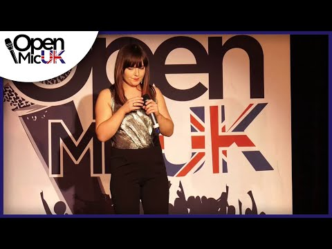 STONE COLD – DEMI LOVATO performed by AMANDA SIMON at Open Mic UK singing contest