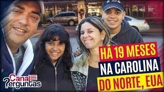 🔴[AO VIVO] Família há 19 meses morando em Charlotte, Carolina do Norte, EUA ✔