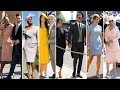 Royal Wedding 2018 ► Celebrity Arrivals | Full Video | Celebrity Dresses