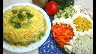 2 вкусных салатика на Праздничный стол ♥