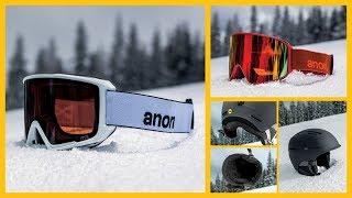 Four anon Optics 2019 Product Highlights | TransWorld SNOWboarding STOMP Summit