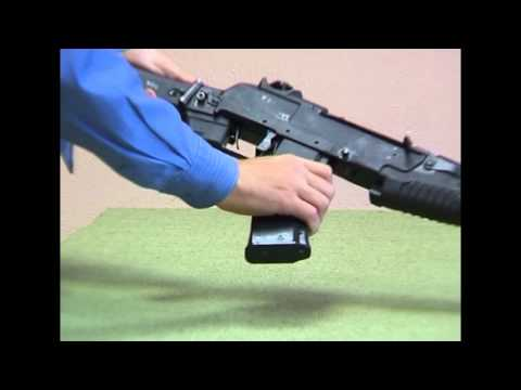 Russian Assault Rifle AN-94