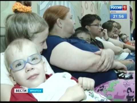 Врачи Иркутской областной детской больницы помогают больше 10 000 маленьким пациентам ежегодно
