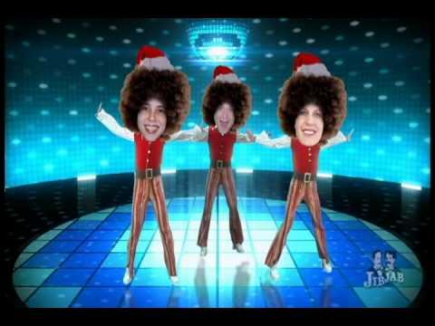 WDEF Disco Dancing Christmas