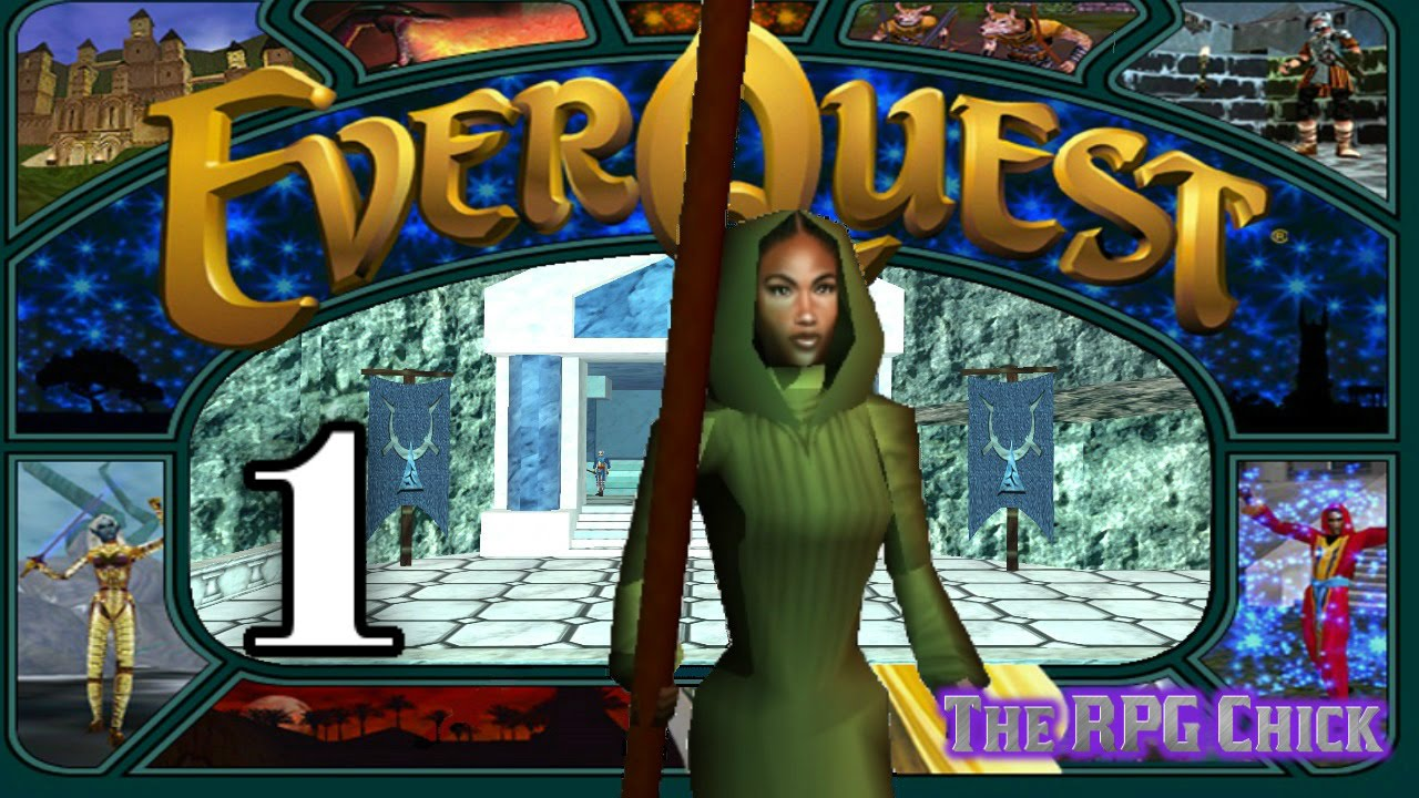 Let's Play EverQuest (Project 1999), Necromancer Journals, Part 1: Humble  Beginnings