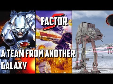 Factor 5: Forgotten Heroes - Technical Retroperspective the Star Wars Factor | N64-GameCube & more