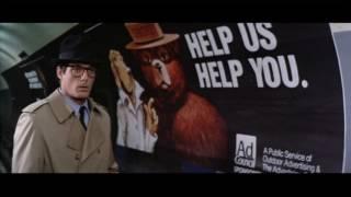 Superman lV The Quest for Peace Subway Scene Rescue