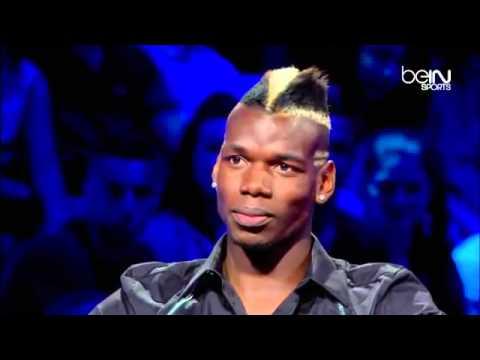 Paul Pogba • l'interview au club du dimanche