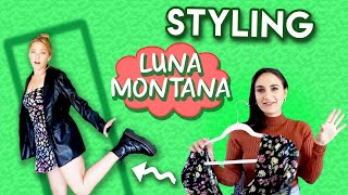 LUNA MONTANA - Wardrobe Takeover!! | Closet Raid