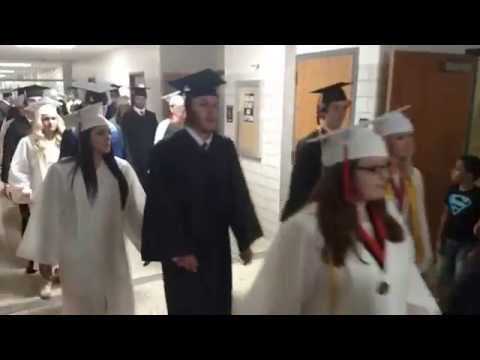 Tyrone Area High School Commencement