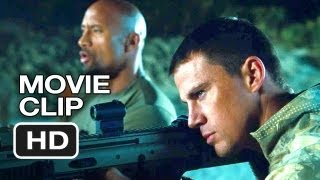 G.I. Joe: Retaliation Movie CLIP - Panties (2013) - Channing Tatum Movie HD