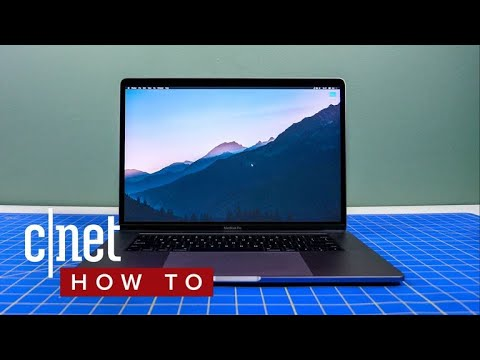 7 Things To Do First When Setting Up A New MacBook (CNET How To)