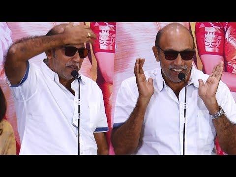 Sathyaraj Unlimited nakkal, Nayyandi Speech | Kadai kutty singam Success meet | Salem 8 way road