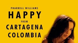 Happy | Pharrell Williams | Cover by Laura Pajaro from Cartagena, Colombia!
