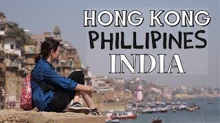 Travel Trailer 2017 (Hong Kong, Philippines, India) | ASHA ETC