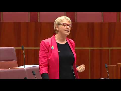 Senator Janet Rice on Coastal Shipping December 2017