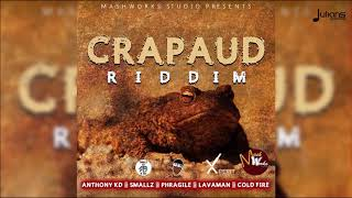 Lavaman Criminal Crapaud Riddim