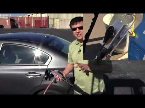 Quick Clips: 2012 Honda Civic Natural Gas (aka the Civic GX) Review (and how to fill up)