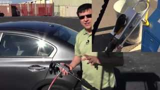 TTAC Quick Clips: 2012 Honda Civic Natural Gas (aka the Civic GX) Review (and how to fill up)