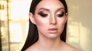 Обучающее видео макияжа от Гринченко Ирины Вечерний макияж