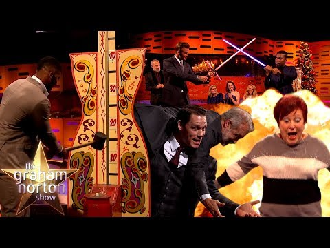 The Craziest Moments On The Graham Norton Show Part Two